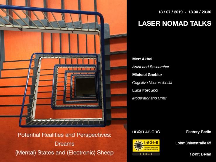 Laser Nomad Berlin